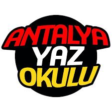 Antalya Yaz Okulları 2020